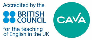 Accreditied by the British Council and CAVA