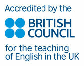 Accredited by the British Council for reaching of English in the UK
