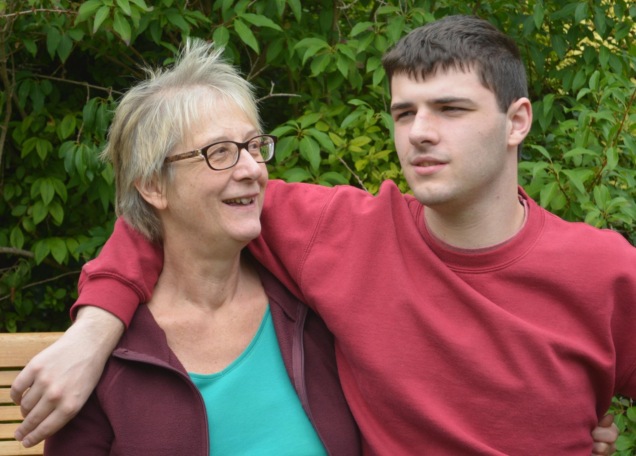 Linda and Duncan Jones